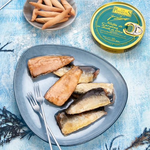 Sardine Fillets In Olive Oil - Foto 3/4